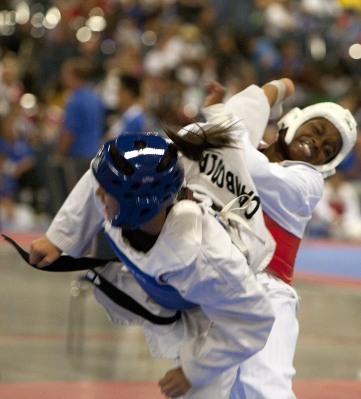 AAU Tae Kwon Do bronze medalist back in the Bay Area ...