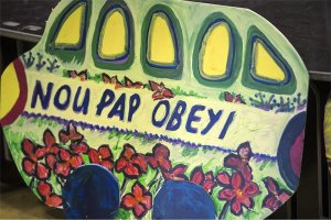 "Update upon the pro-democracy ""Nou Pap Obeyi"" movement in Haiti"